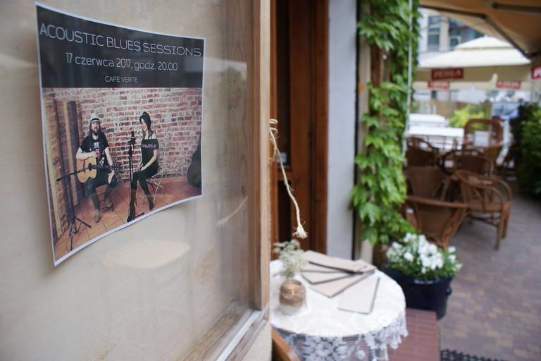 Cafe Verte, Łódź | © Cafe Verte