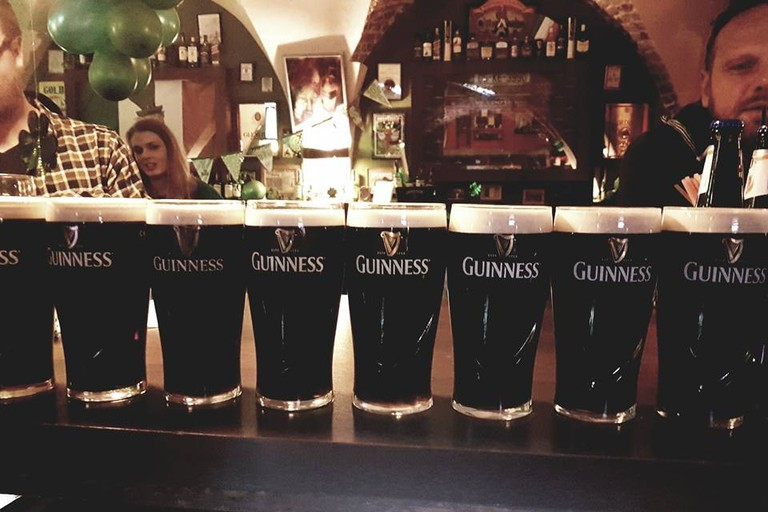 Guinness at Leprikon Irish Pub in Tarnów | © Leprikon Irish Pub