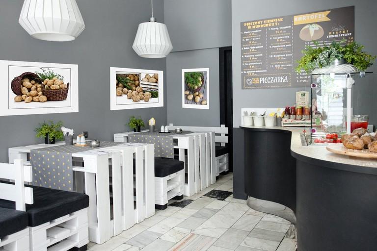 Hort Cafe, Łódź | © Hort Cafe