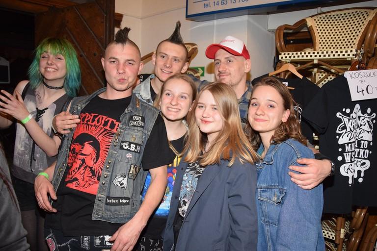 Party Night in Przepraszam   © Przepraszam Środowiskowy Klub Studencki