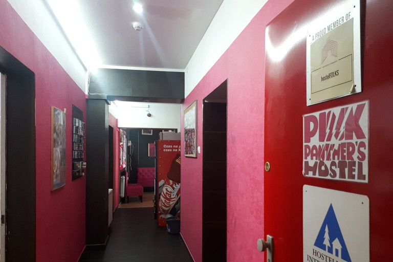 Pink Panther's Hostel | © Northern Irishman in Poland