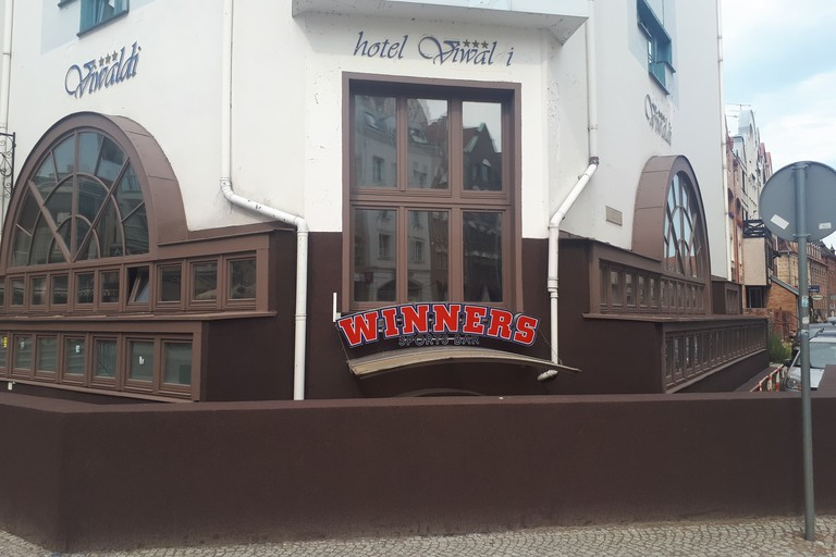 Winners Sports Bar, Elbląg | © Northern Irishman in Poland