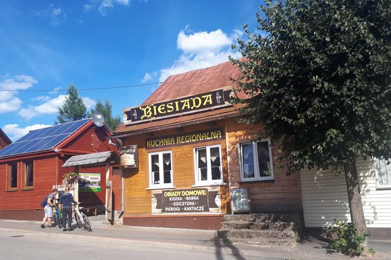 Bar Biesiada, Białowieża | © Northern Irishman in Poland