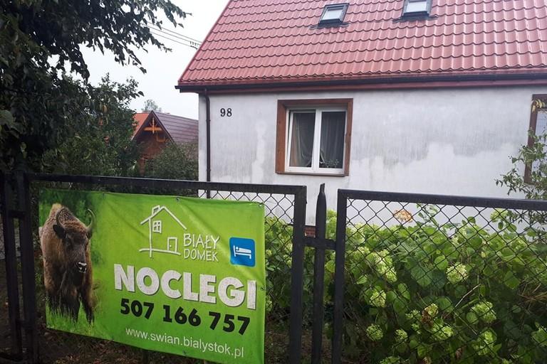 Biały Domek | © Northern Irishman in Poland