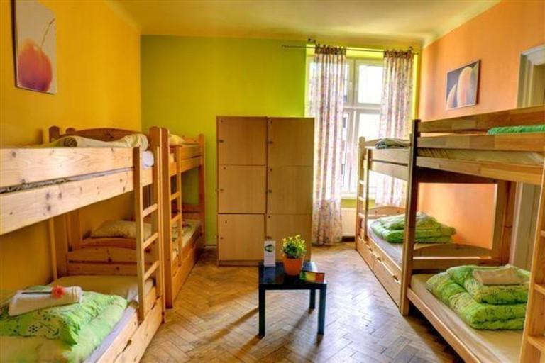 Dorms at Tutti Frutti Hostel | © Tutti Frutti Hostel