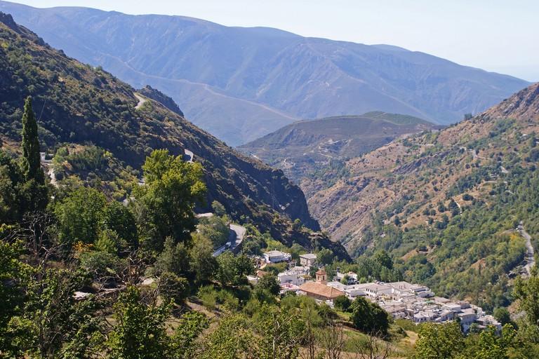 Ruta del Mulhacén