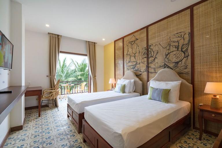 Guest room at Water Coconut Boutique Villas