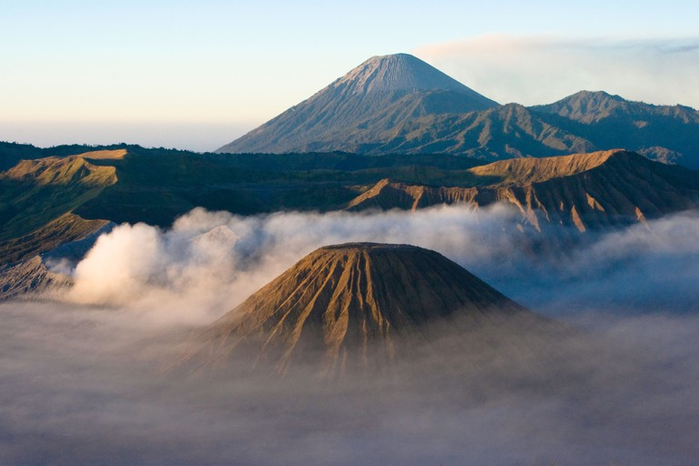 Mount Bromo area, Java