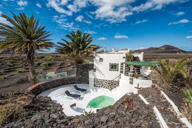 Airbnb - Paraíso Volcánico Exclusivo!-El Rincón, Lanzarote