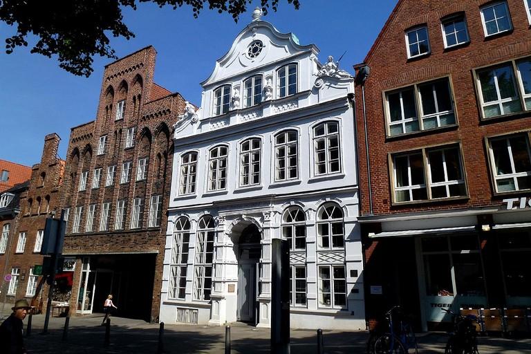 Buddenbrooks_Thomas_Mann_Lübeck_Germany_-_panoramio