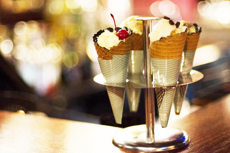 Cocktail-in-a-cone-melbourne