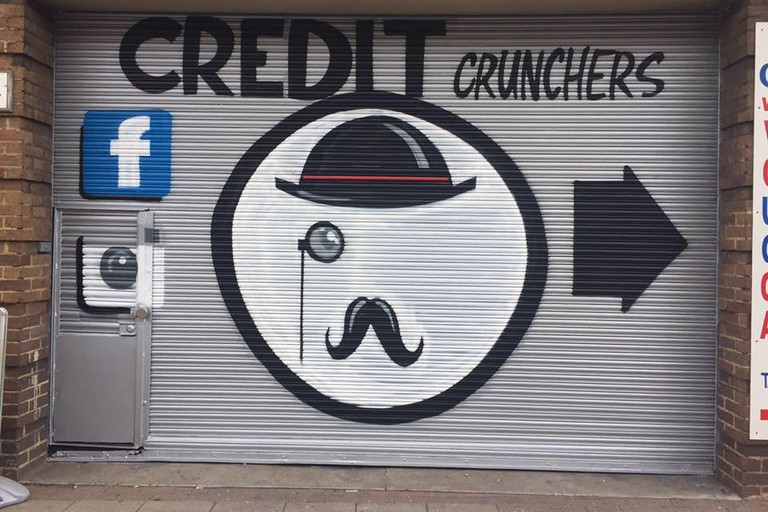 Credit Crunchers, Digbeth
