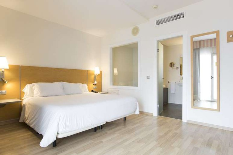 The bedrooms at Artiem Capri offer comfort and convenience