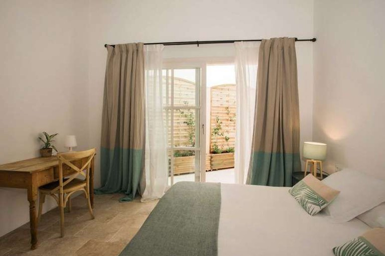 Casa Albertí has seven guest rooms