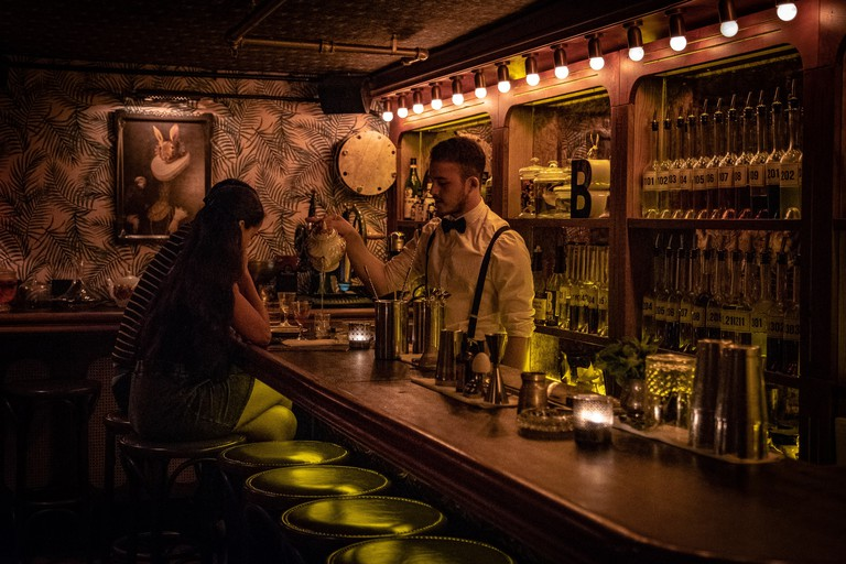 The Bellboy Bar, Tel Aviv