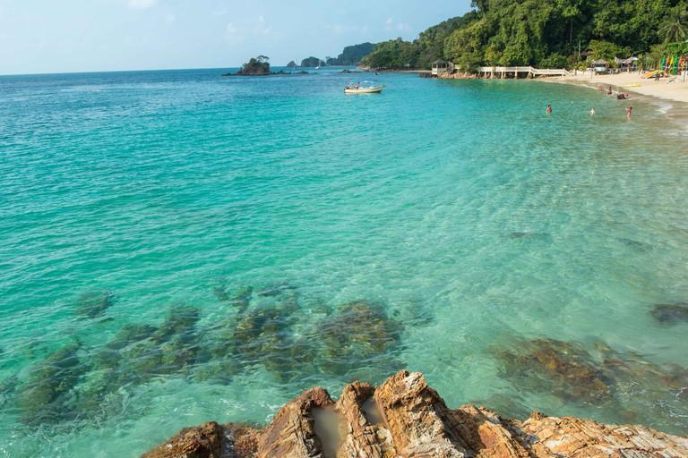 Kapas island, Malaysia.