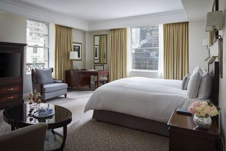 The Peninsula New York is near to Central Park