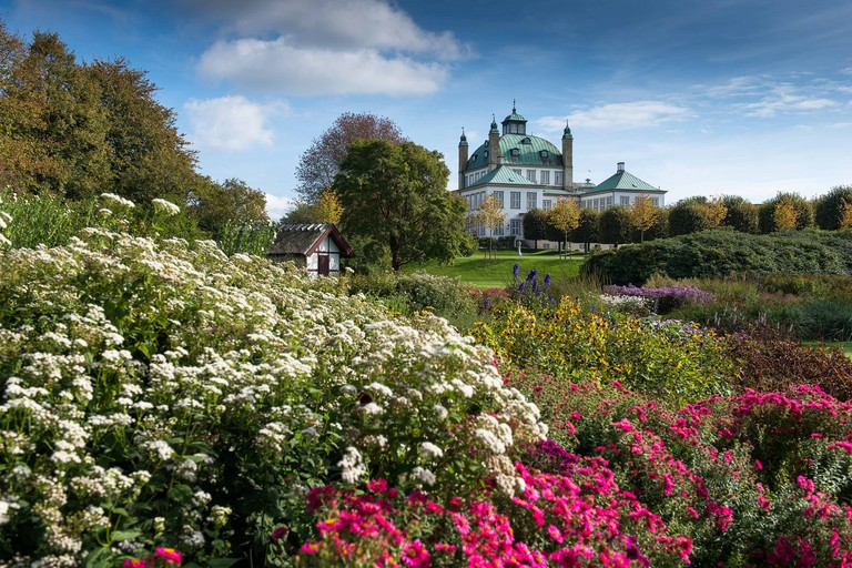 Fredensborg_Palace_gardens_North Zealand
