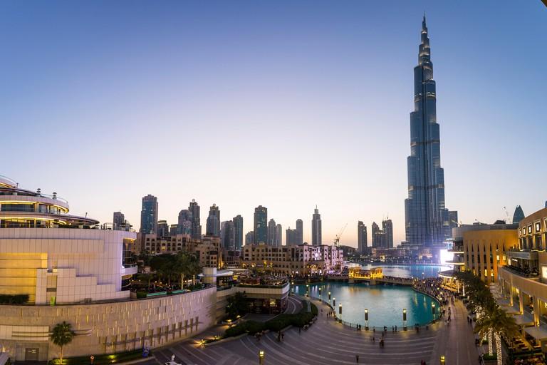 Burj Khalifa, Downtown, Dubai