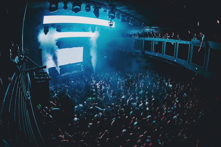 Home nightclub interior © Home