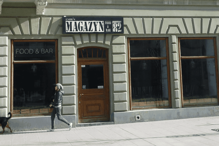 Emir's Magazyn 82 - Food and Bar | © Northern Irishman in Poland