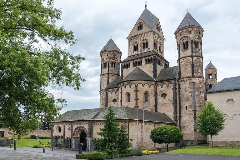 Maria Laach Abbey, Glees, Germany