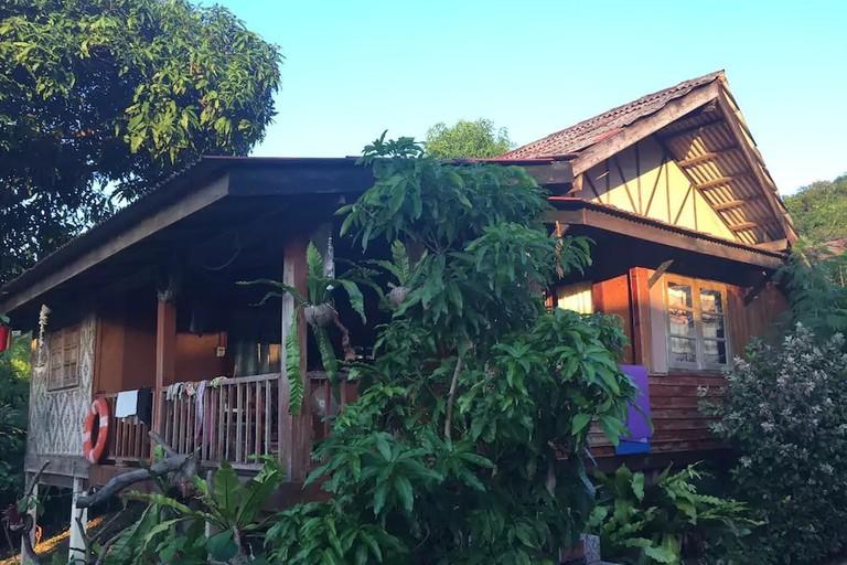 Traditional Thai home