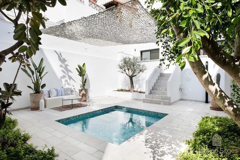 Casa Esmeralda, Sitges