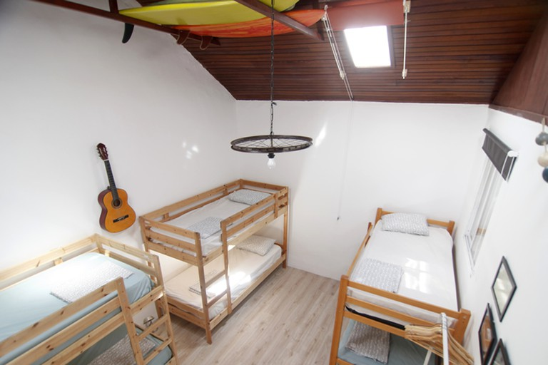 Manipa Hostel Eco-Friendly is set within a 200-year-old Canarian house