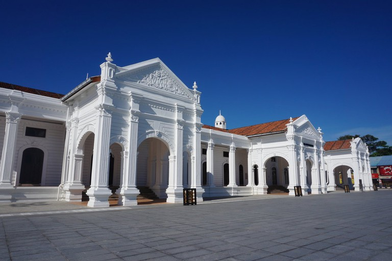 best architecture in alor setar