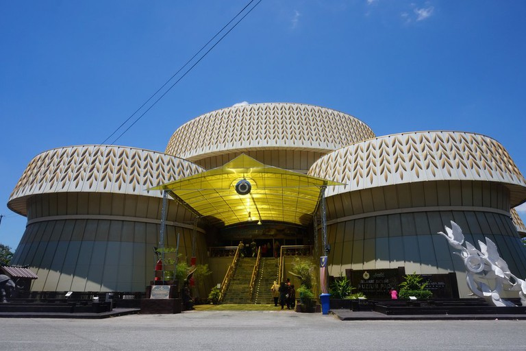 museums in alor setar