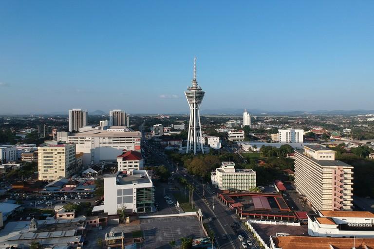 City of Kedah, Malaysia.