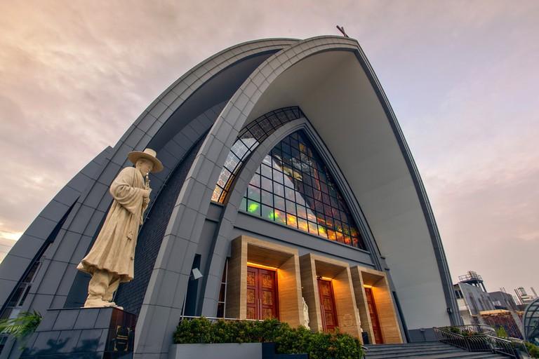 St Andreas Kim Tae Gon, Jakarta, Indonesia.