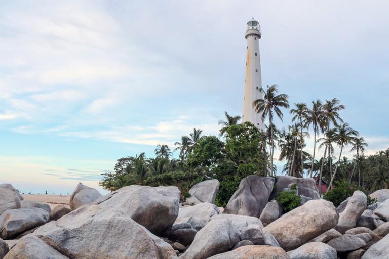 Lengkuas island, Indonesia