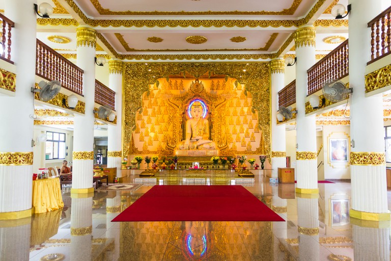Maha Sasana Ramsi Burmese Buddhist Temple, Singapore