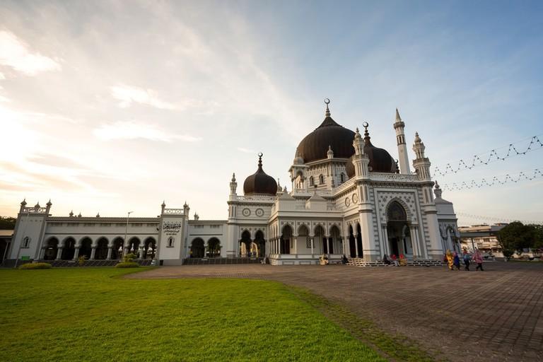 The Zahir Mosque, Kedah, Malaysia