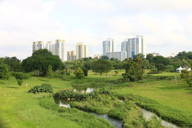 Bishan, Singapore.