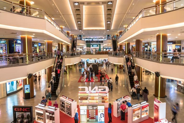 Mid Valley Megamall, Kuala Lumpur