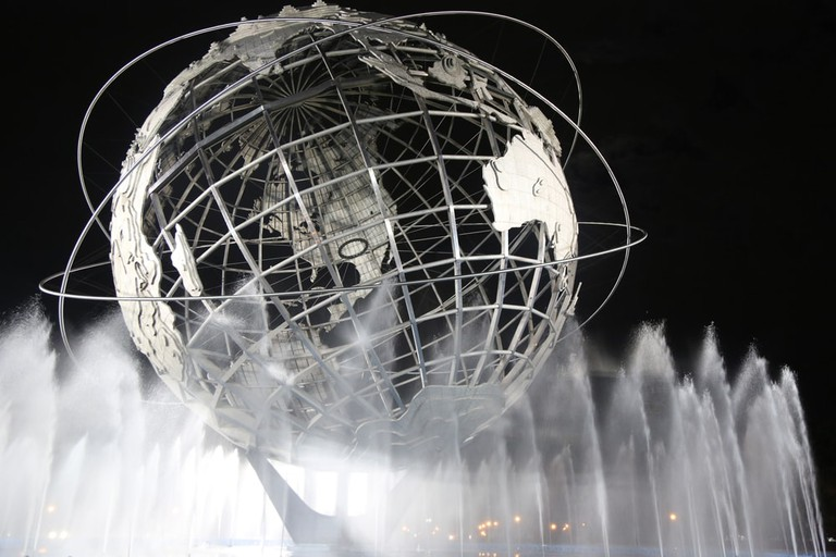 Flushing Meadows Park, Queens, New York