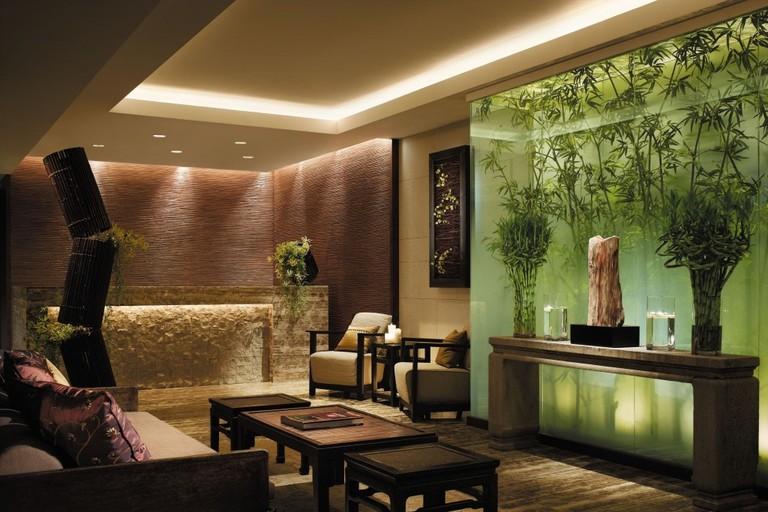Spa Reception, The Peninsula Hong Kong