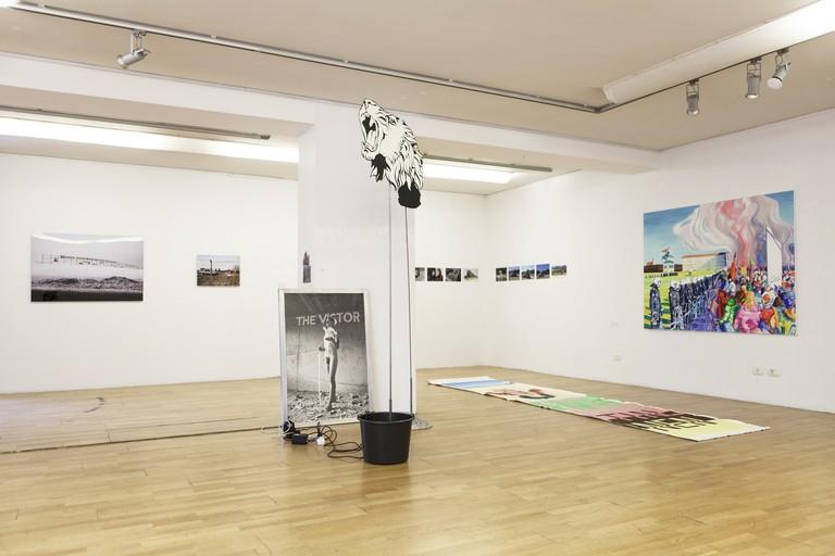 zeta gallery tirana © Hubert Lobnig