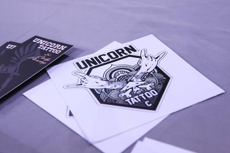 Unicorn Tattoo & Body Piercing