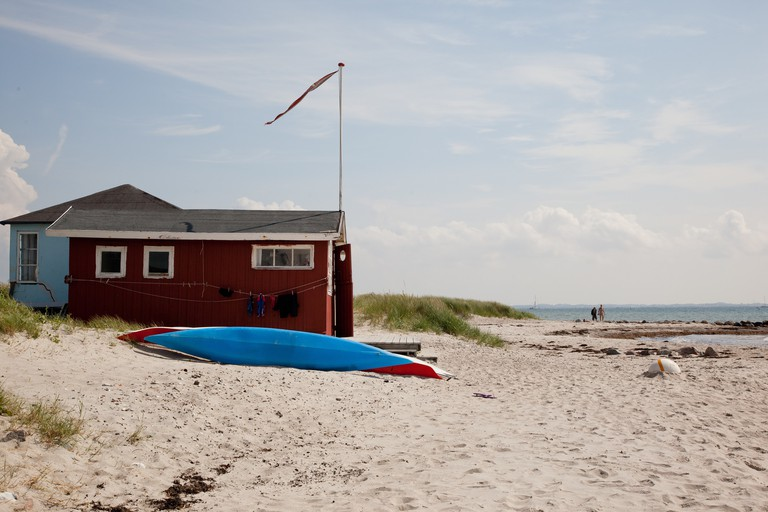 Erikshale, Marstal_Ærø_Beach