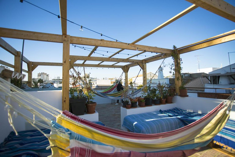 Casa da Madalena Backpacker's Algarve, Faro