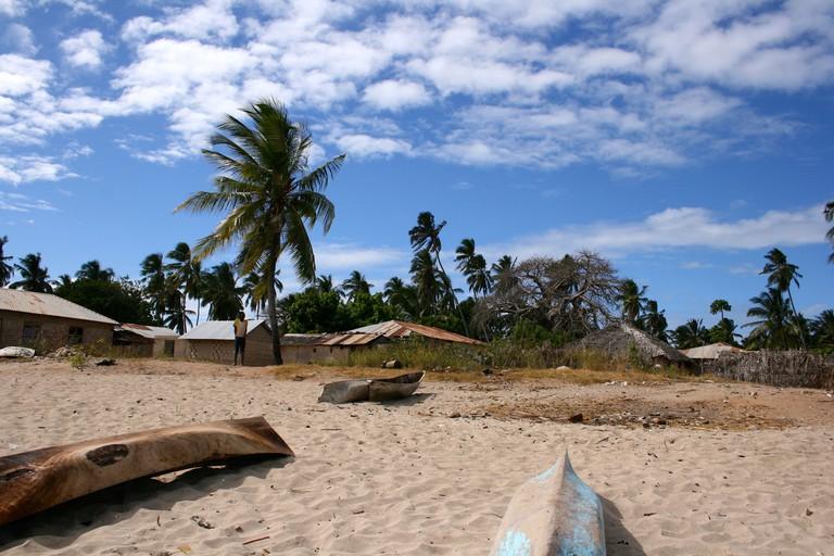 Amani Beach