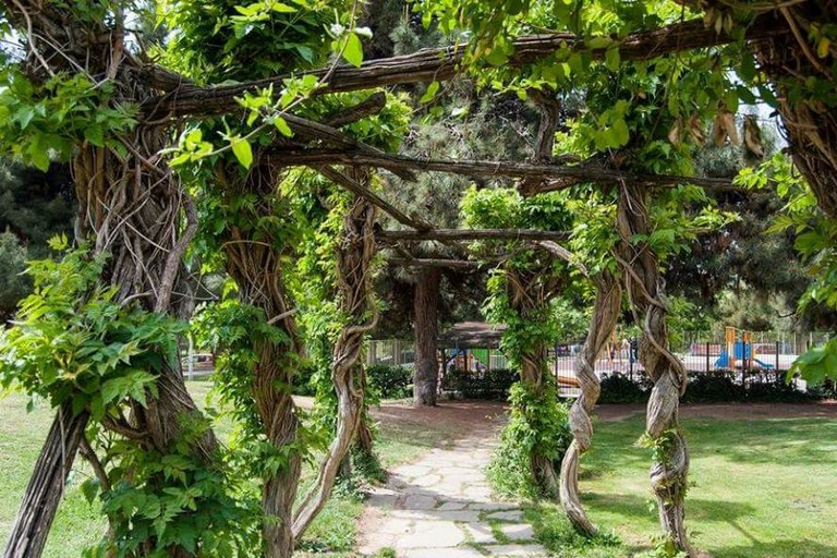 Anthokomiko park, Thessaloniki