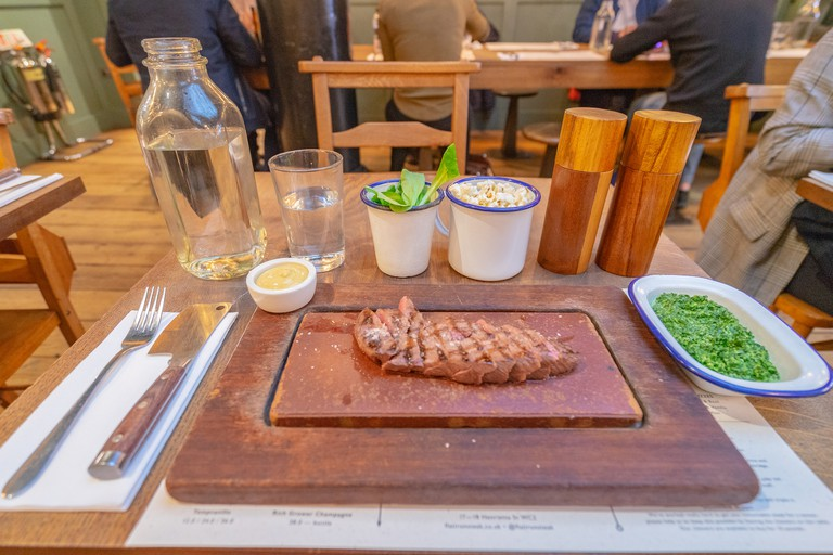 Flat Iron's £10 signature dish is a real bargain