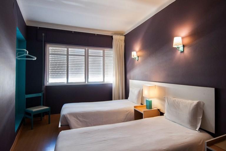 Guest room at Next Inn