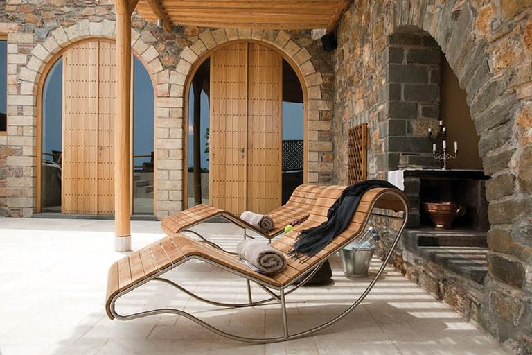 Kinsterna Hotel Spa, Peloponnese