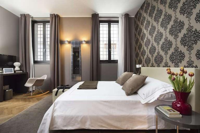Double room at Corte di Gabriela
